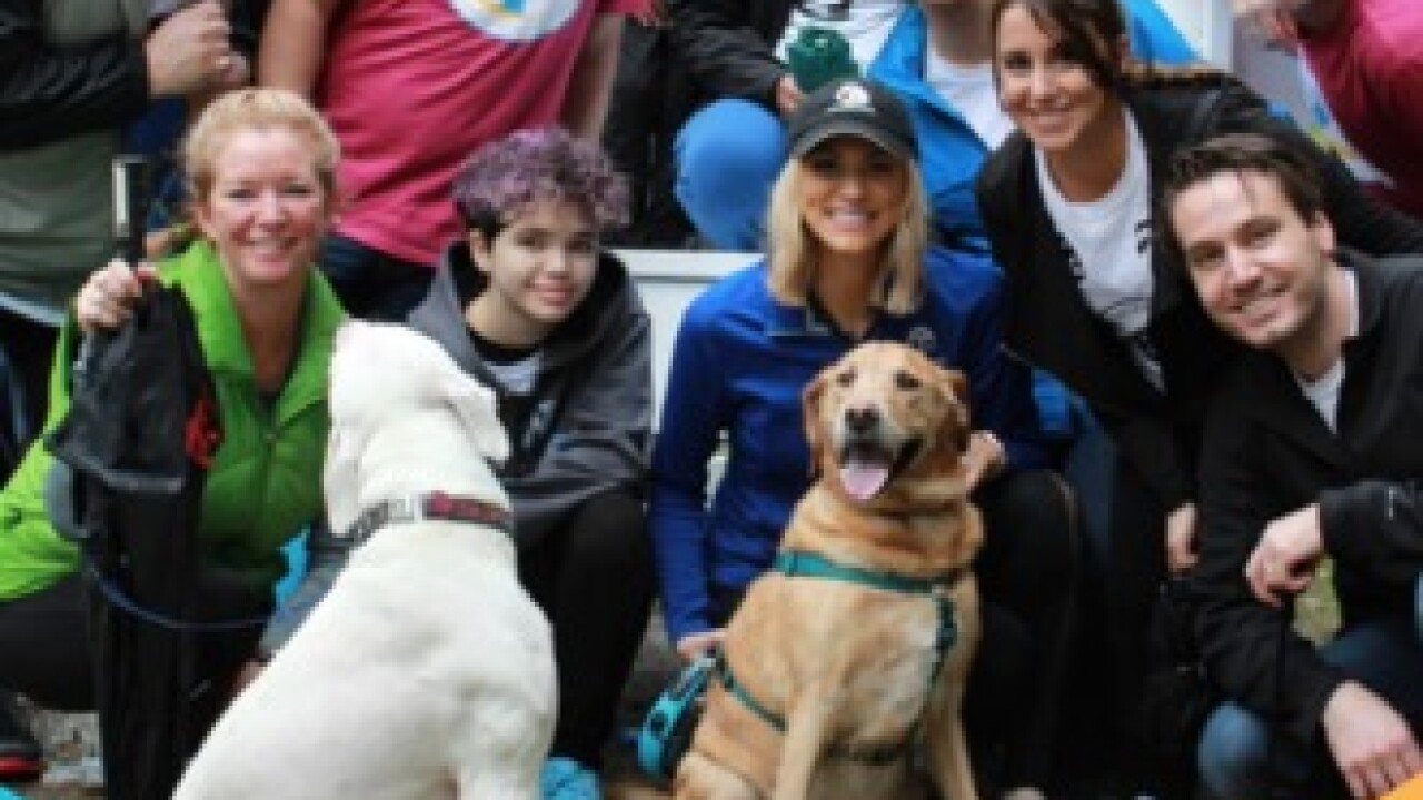 Humane Society hosts annual Mega March