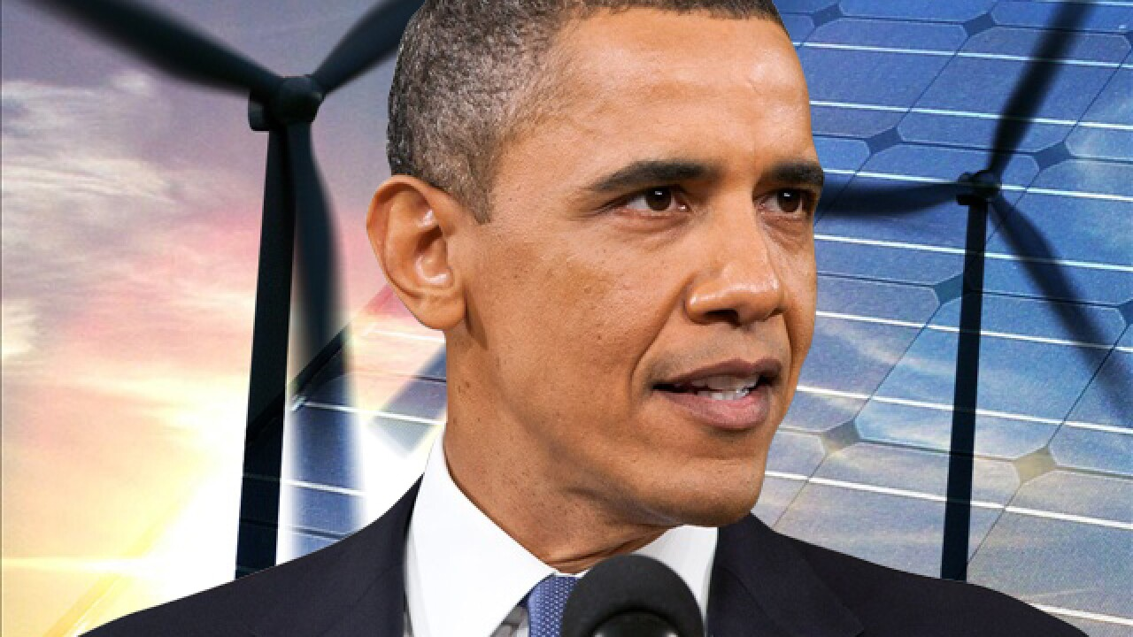 White House releases clean energy fact sheet ahead of Pres. Obama's speech inUtah