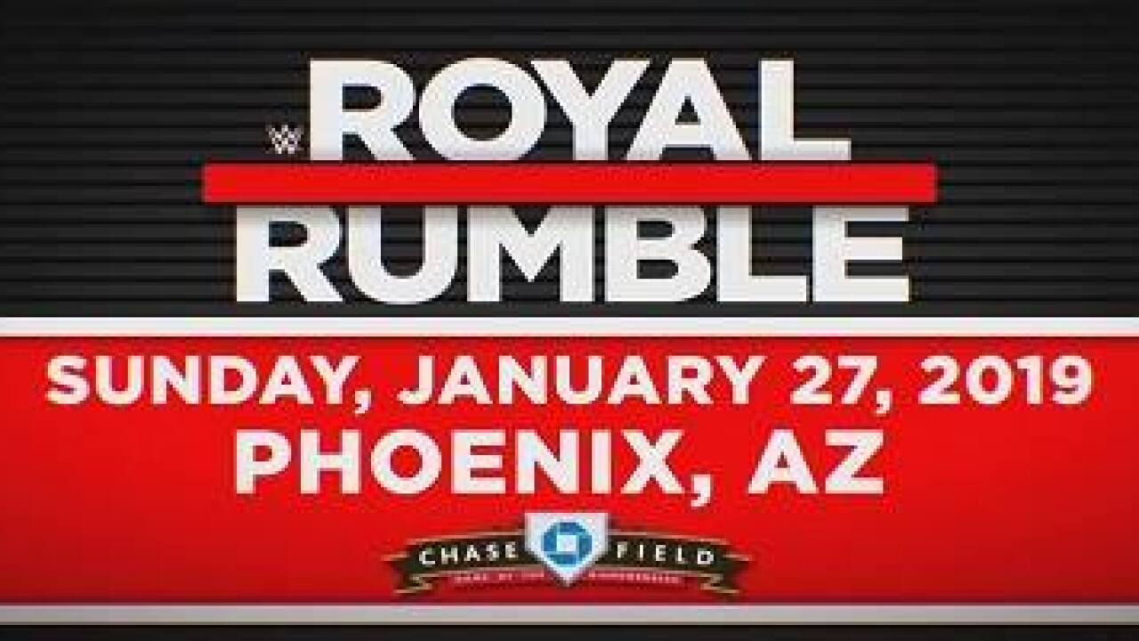 KNXV Royal Rumble WWE Phoenix