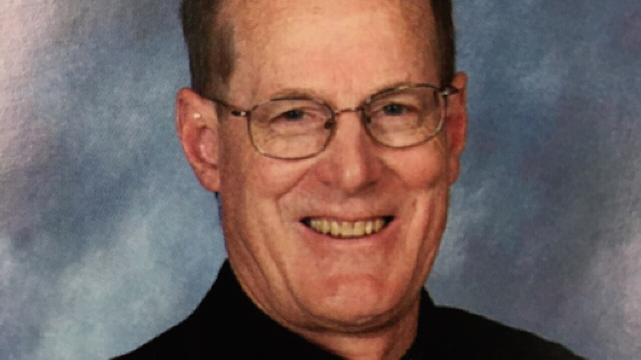Priest put on leave amid sex abuse allegations