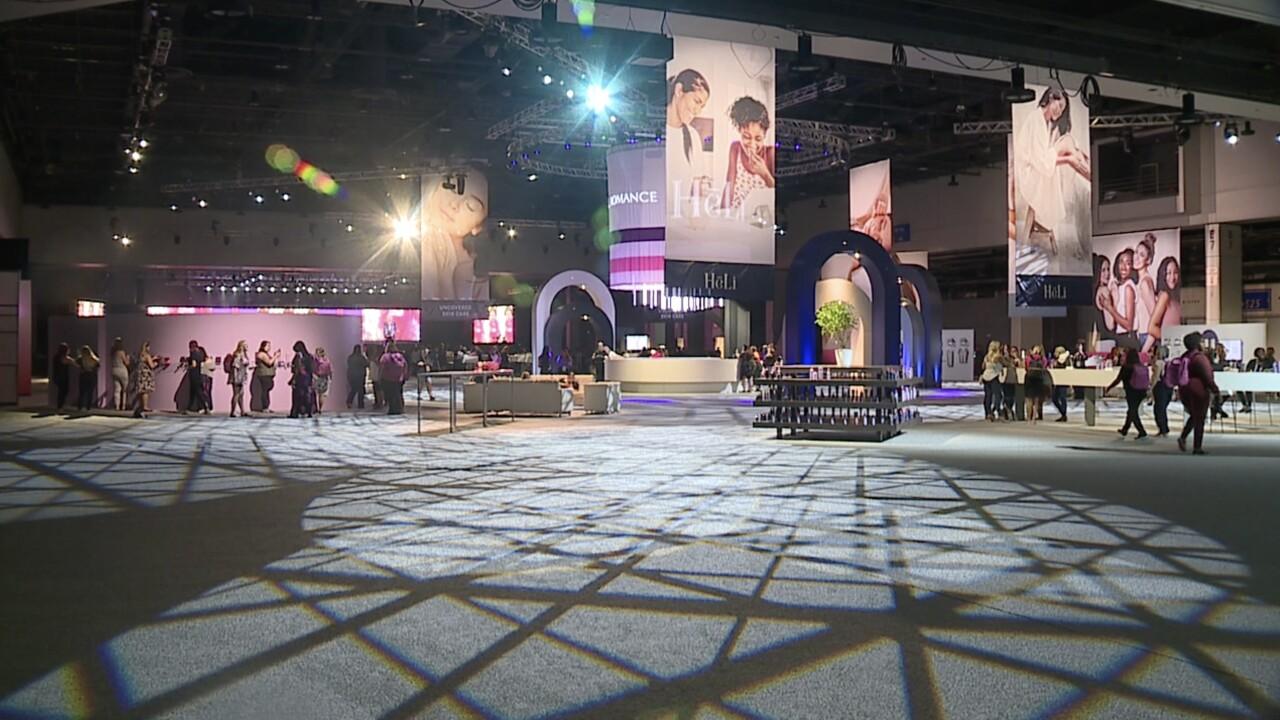 Pure Romance Duke Energy Convention Center