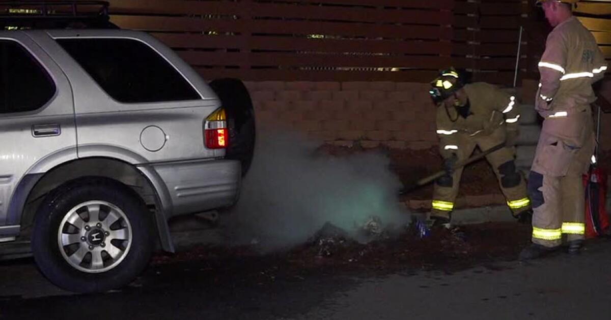 San Diego authorities investigate series of fires in Linda Vista, Morena areas