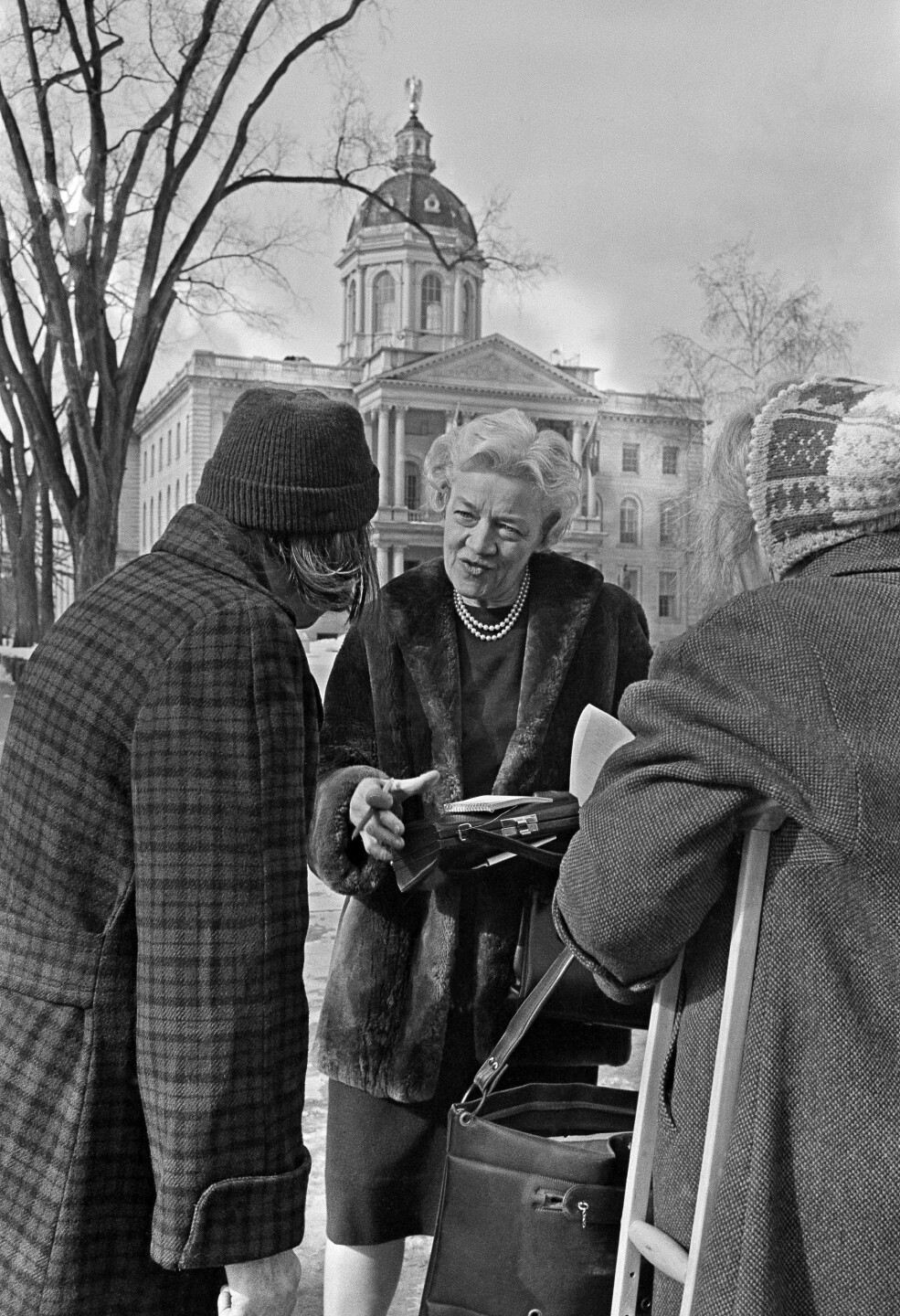 Senator Margaret Chase Smith