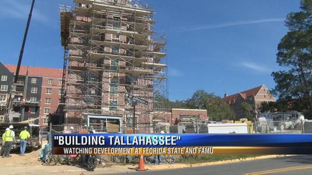 Building Tallahassee: Growth at FSU and FAMU