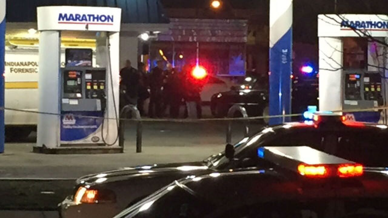 PHOTOS: Officer-involved shooting on east side