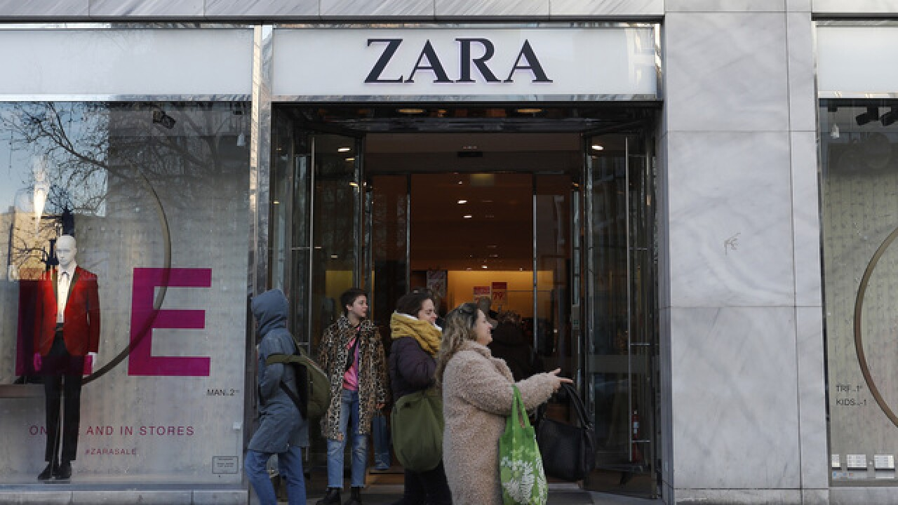 International clothing retailer Zara to open store in Denver