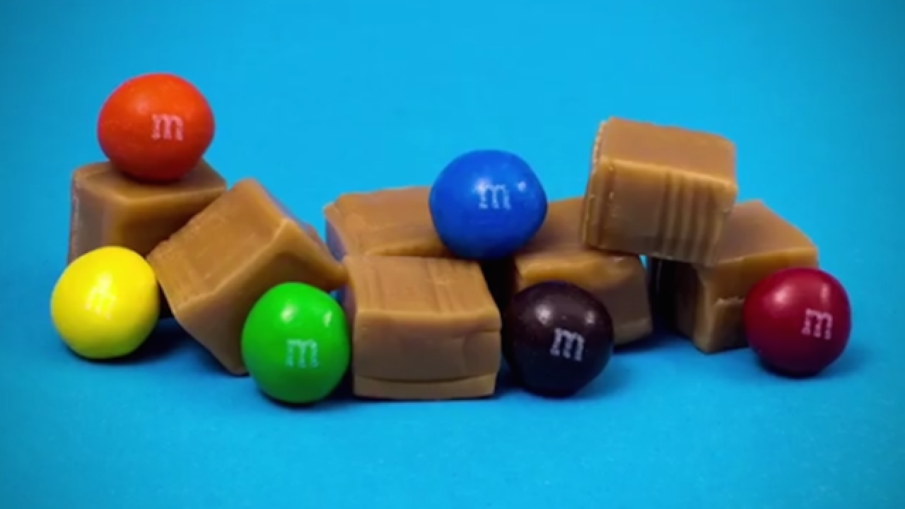 And the newest flavor of M&M's is...