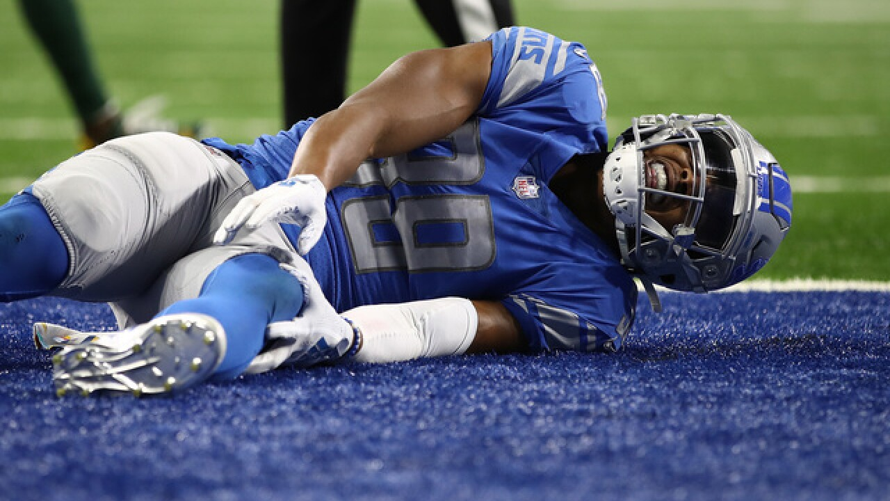 Lions put Jamal Agnew on injured reserve with knee problem