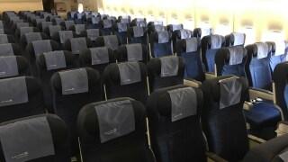 Photos: United bids farewell to Boeing 747 at Denver International Airport