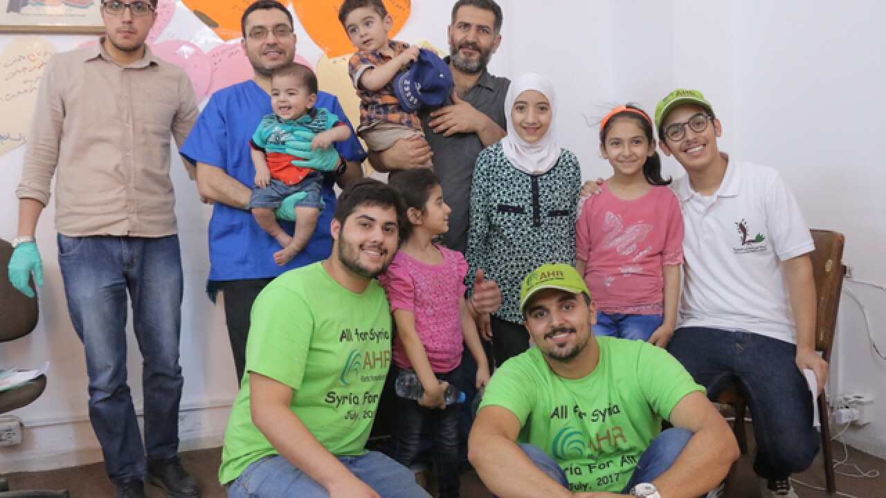 A local doctor's life-saving work with refugees
