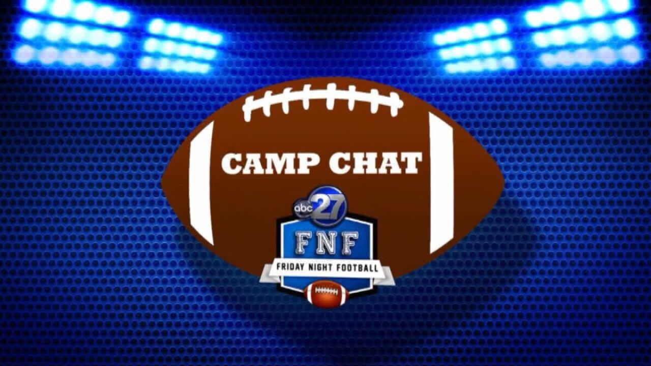 #WTXLFNF Camp Chat: Lowndes Vikings