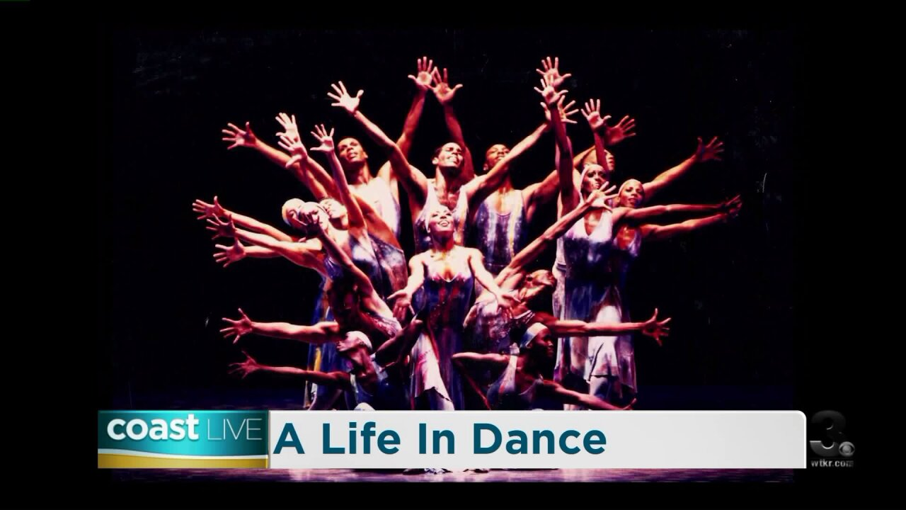 Talking with a lifelong dancer and professional choreographer on CoastLive