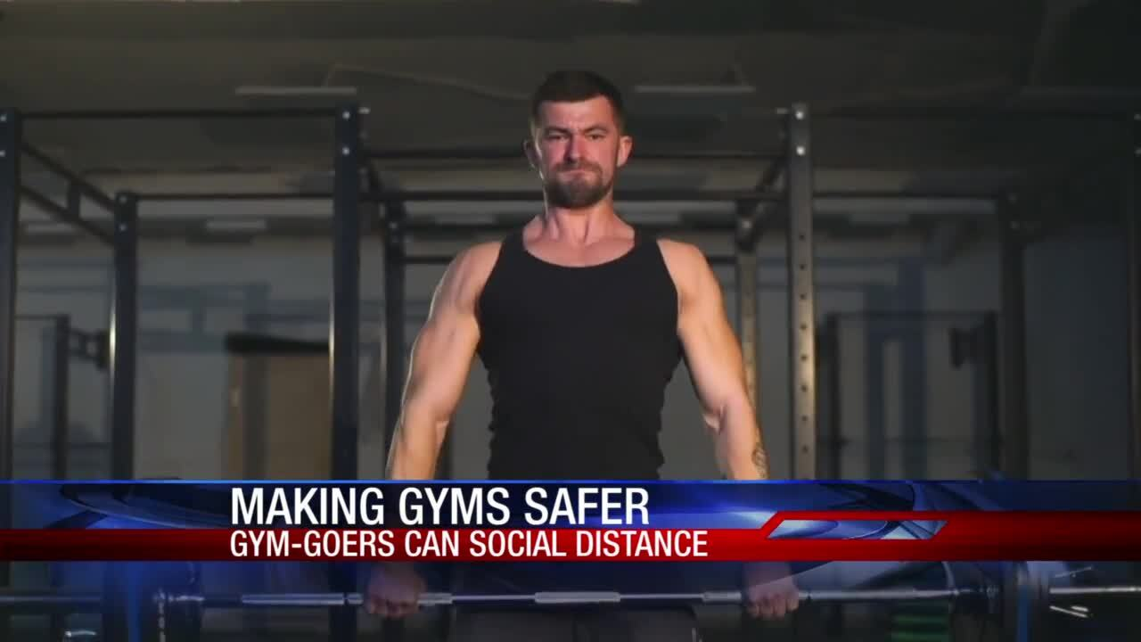 Gyms battle back during pandemic