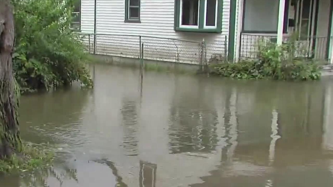 2014 Berkley flooding