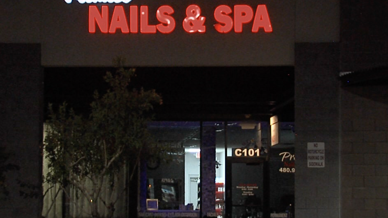 Premier Nails and Spa in Mesa