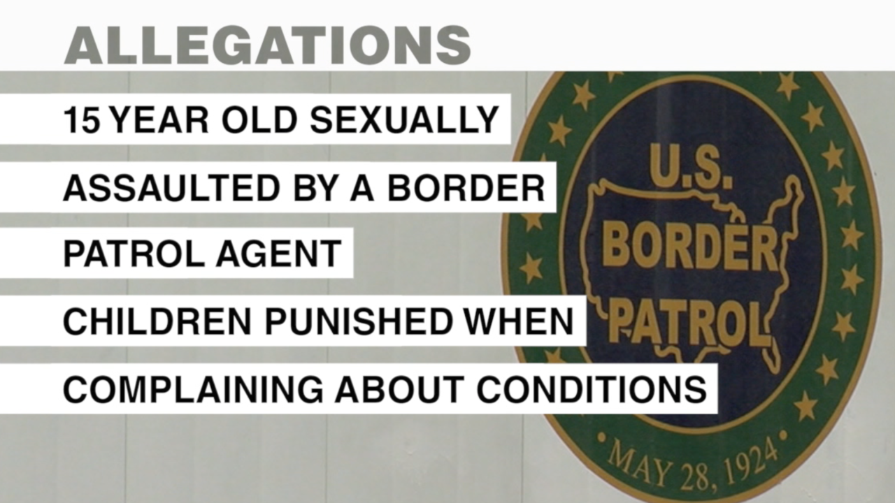 Border Patrol Agents Accused Of Abuse At Yuma Migrant Facility