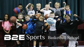 Rodney Hunter started B2E Sports, a basketball school for children