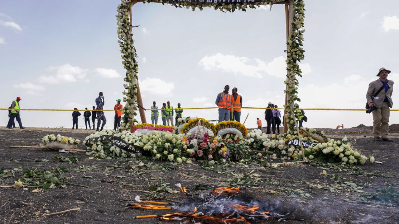 Investigators find 'similarities' between Ethiopian and Lion Air crashes, official says