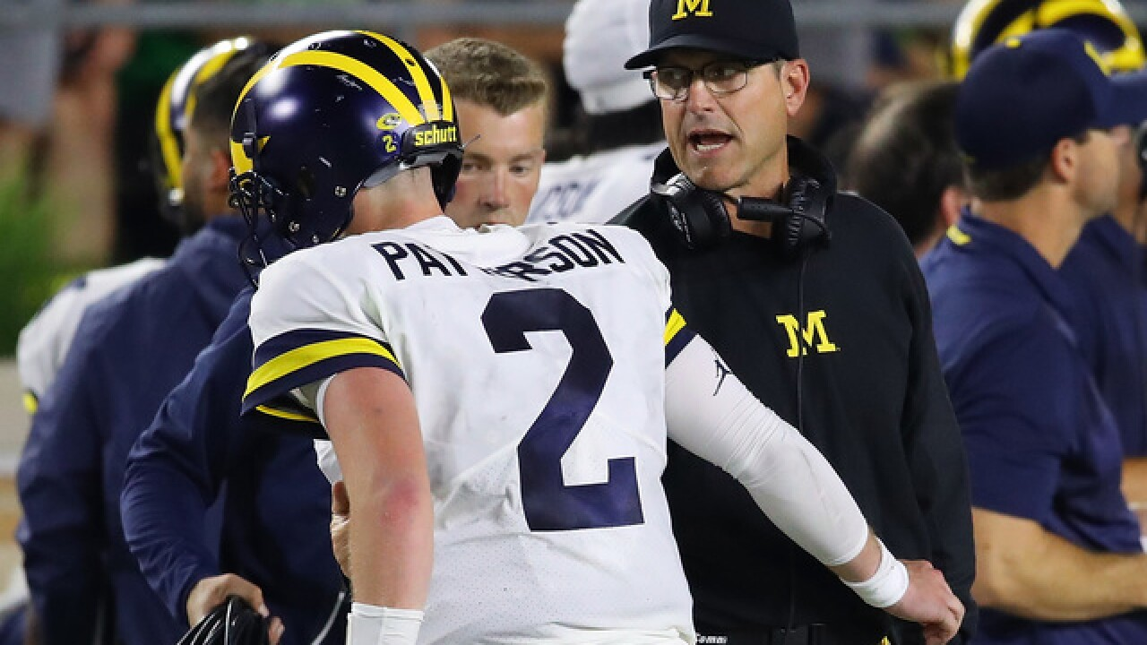 After familiar loss, Michigan insists things are different