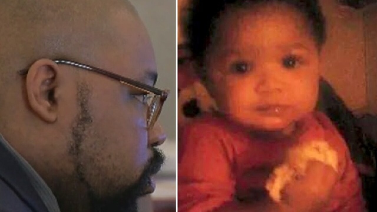 Glen Bates gets death penalty in toddler daughter's death