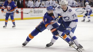 Lightning Islanders Hockey
