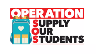 Operation S.O.S to provide 18K local students with school supplies this year