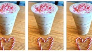 How To Order A Candy Cane Cold Brew From Starbucks' Secret Menu