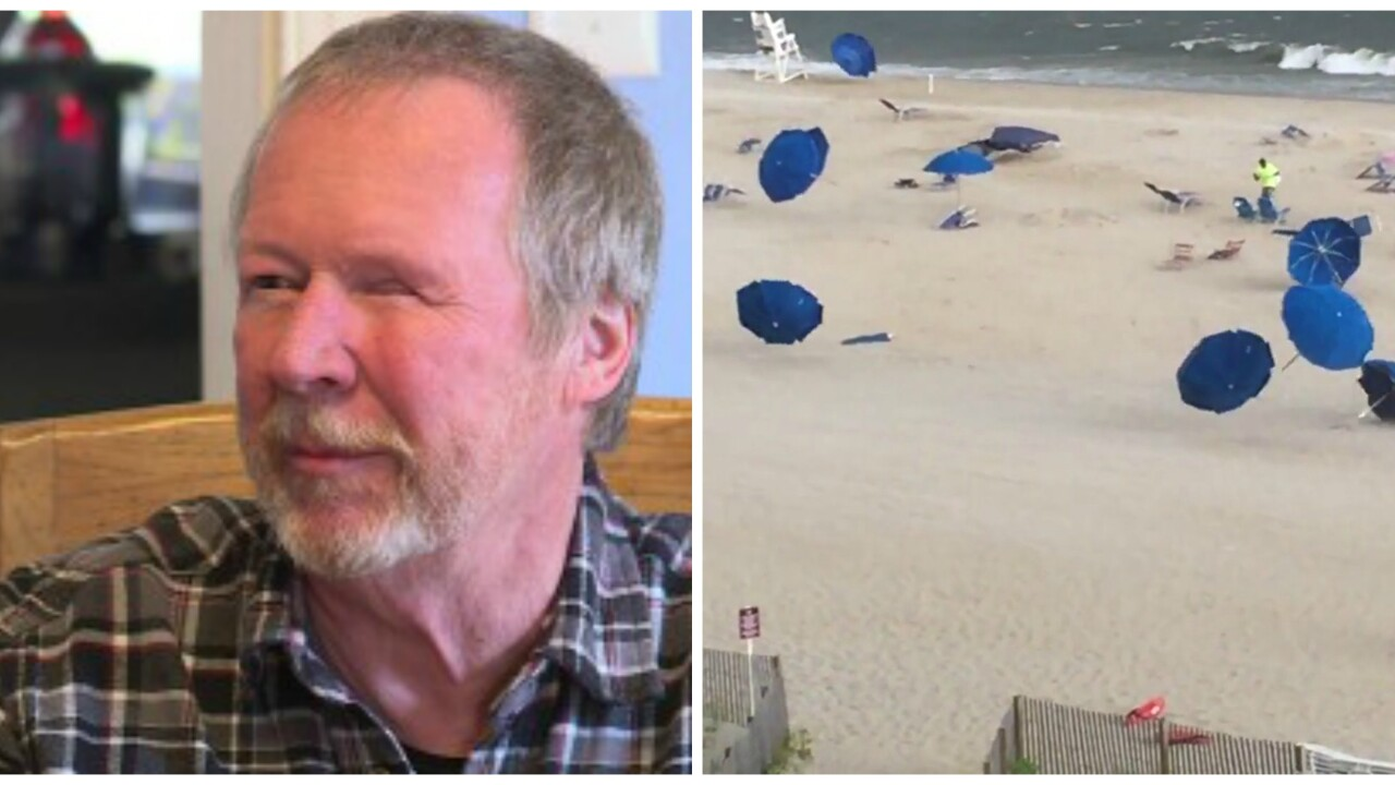 Henrico man impaled by beach umbrella loses use of eye, warnsothers