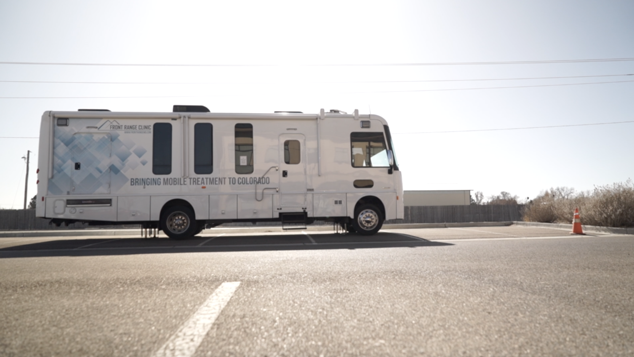 Mobile addiction units serve rural towns to help those with addiction