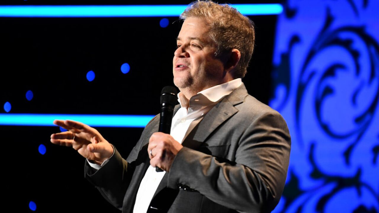 Hampton Roads native Patton Oswalt to bring comedy tour to Sandler Center