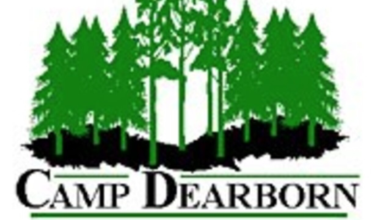 Man nearly drowns at Camp Dearborn in Milford