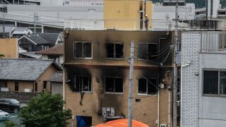 Suspect in arson attack at Japanese animation studio says his work had been plagiarized