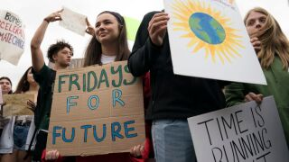 Global climate strikes start Friday. Here's what you should know
