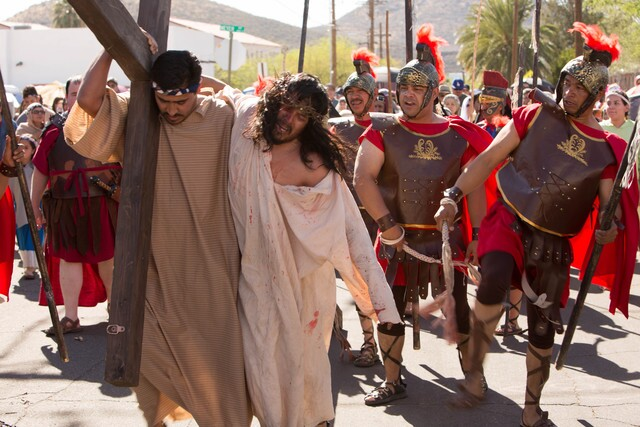 Passion Play: Photo Essay by Guy Atchley