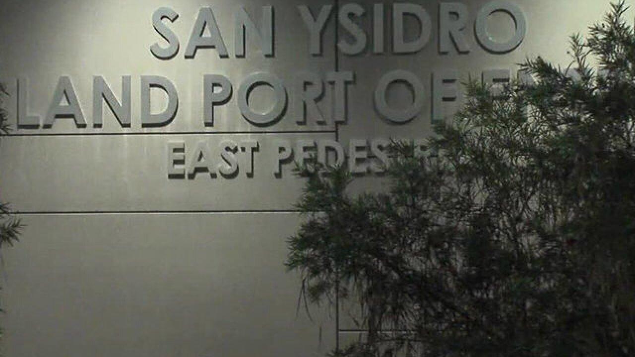 Border Patrol Temporarily Shuts Down San...