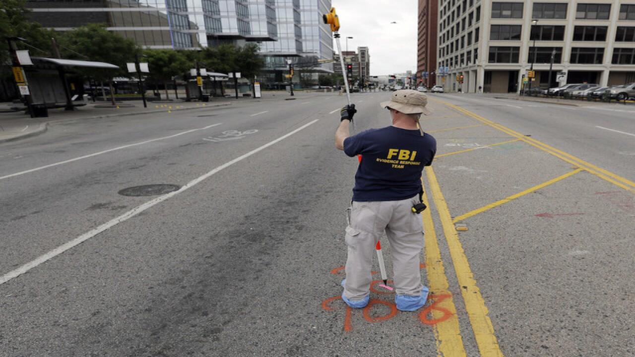 Dallas police targeted, under lockdown