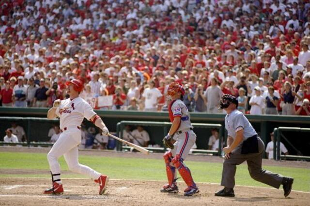 TODAY IN HISTORY | 08-15: Mark McGwire 1st to hit 30 HRs in each of his 1st four seasons
