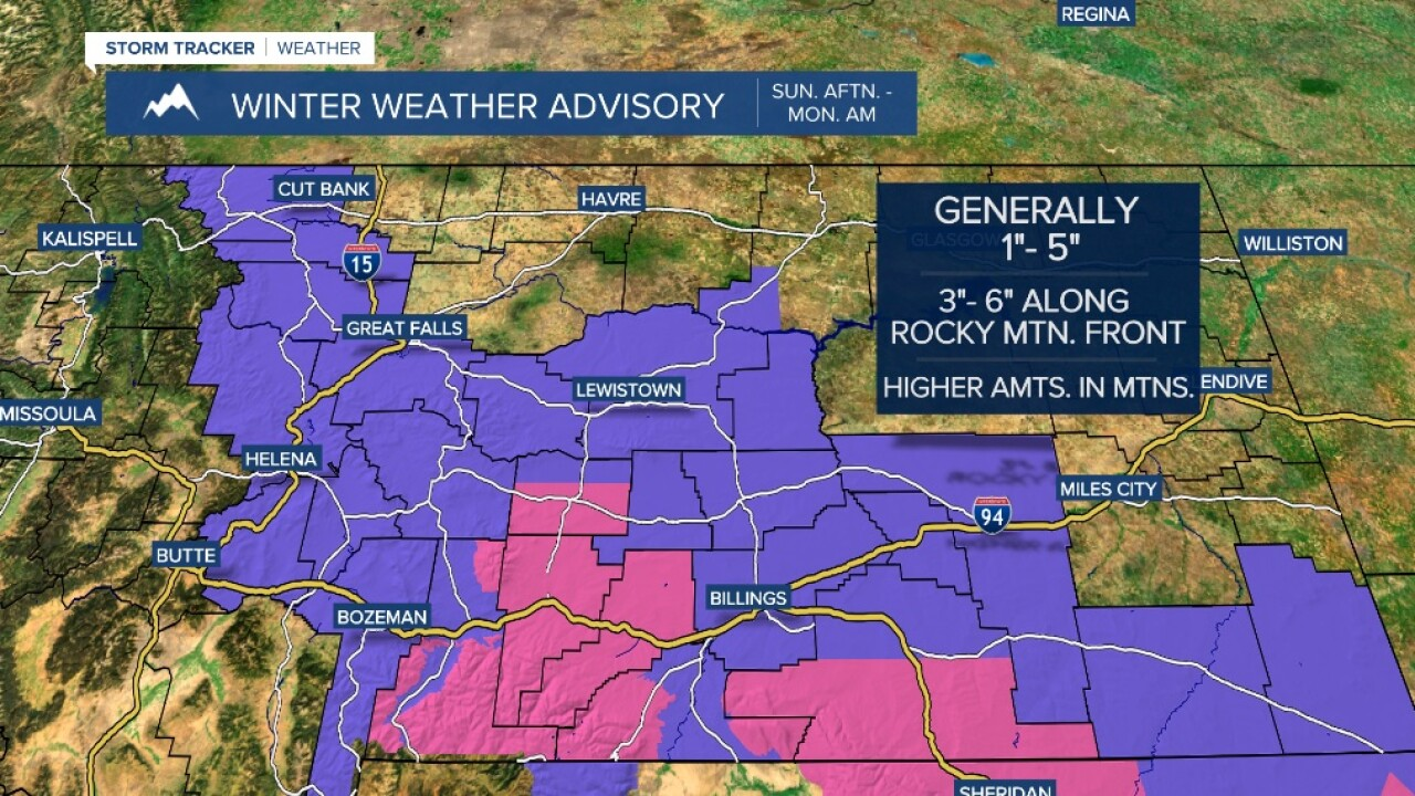 Winter Weather Highlights