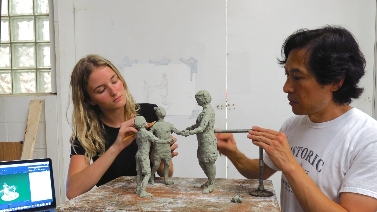 Tom_and_Gina_starting_clay_model.jpg