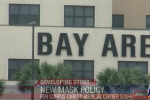 Corpus Christi Medical Center announces new mask policy