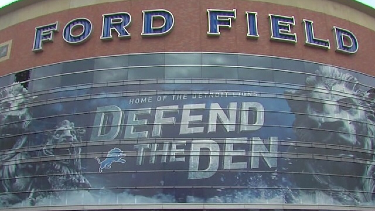 Detroit Lions among least valuable franchises in NFL