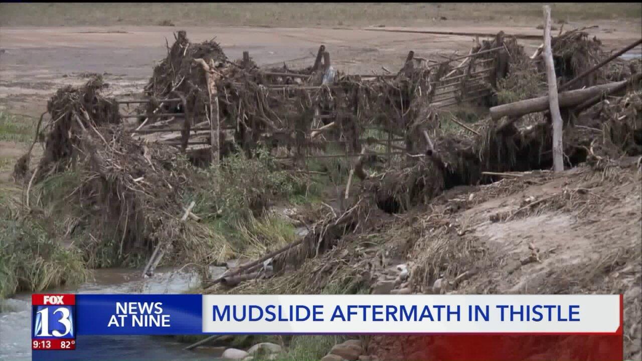 Farmers in Birdseye hope state will help clean up after devastatingmudslide