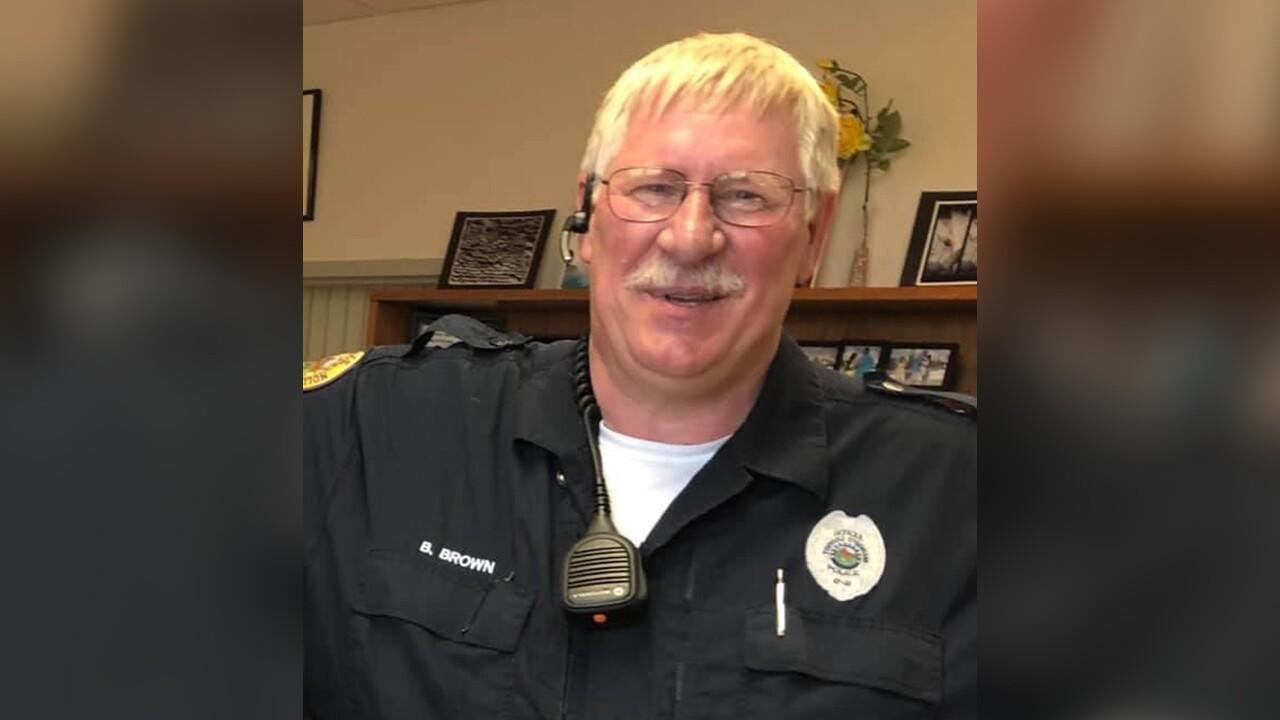 TOPD Officer Bryan Brown