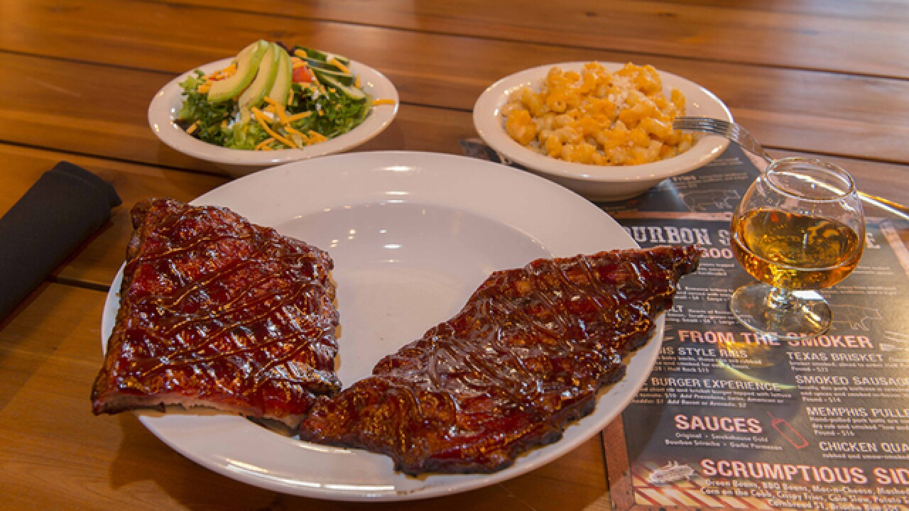 Bourbon SmokeHouse ready to serve brisket, ribs in Hyde Park
