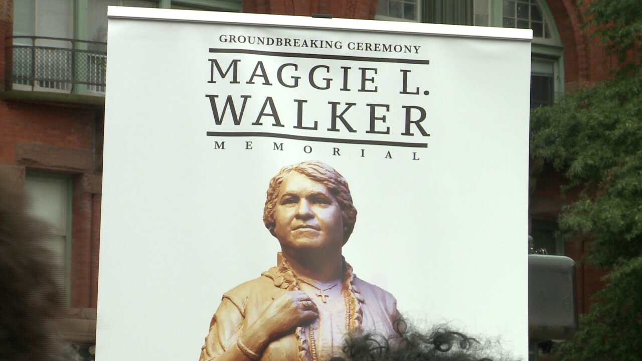 Maggie Walker statue will be unveiled on her 153rd birthday