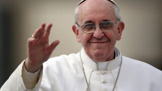Pope abolishes use of 'pontifical secret' in clergy sex abuse cases
