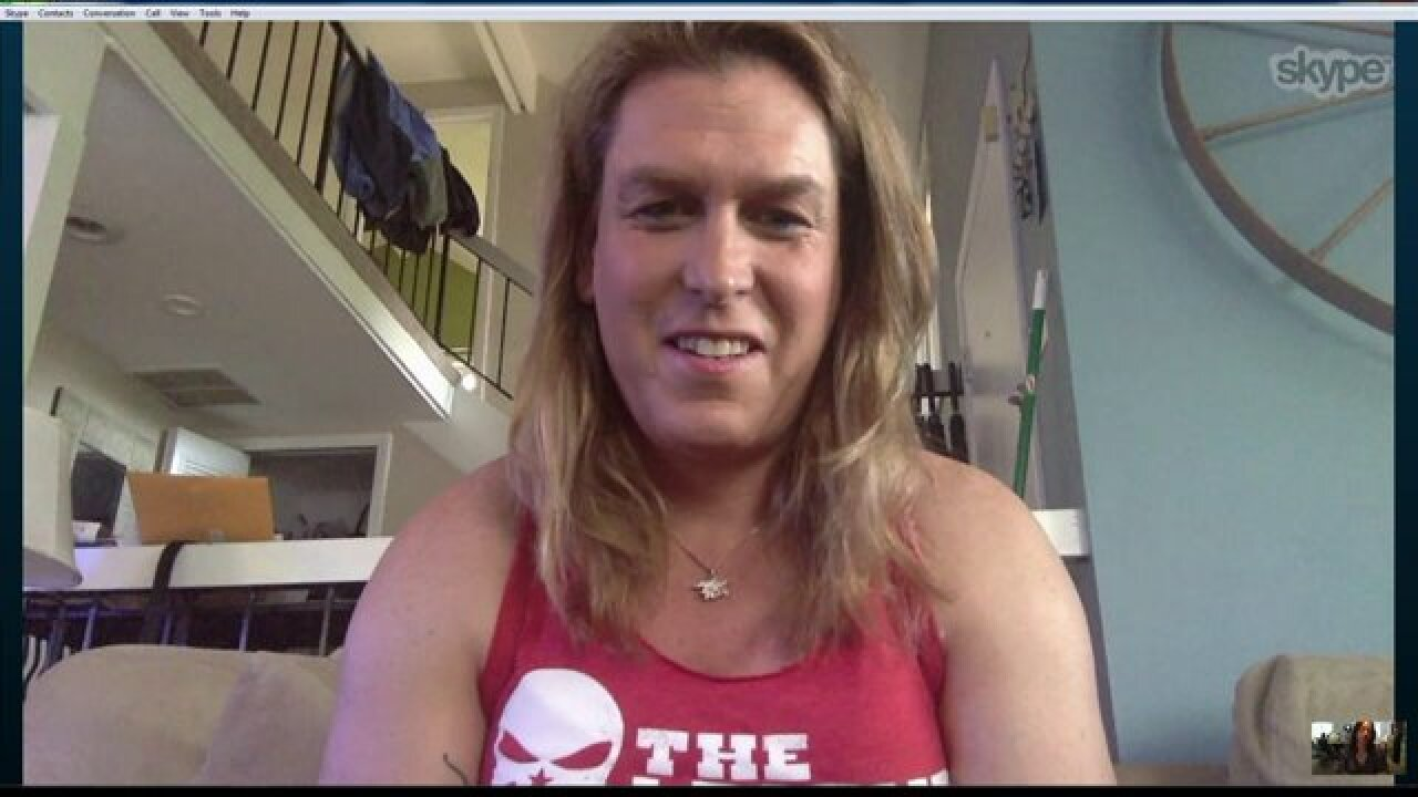 Transgender former Navy SEAL: 'This is me. Chris Beck, the bearded SEAL Team guy is still mealso'