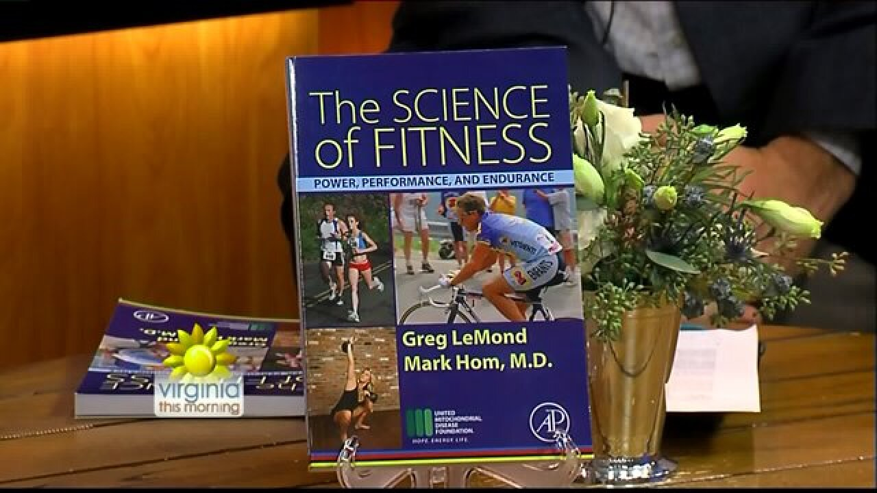 Dr. Mark Hom, The Science of Fitness: Power, Performance &Endurance