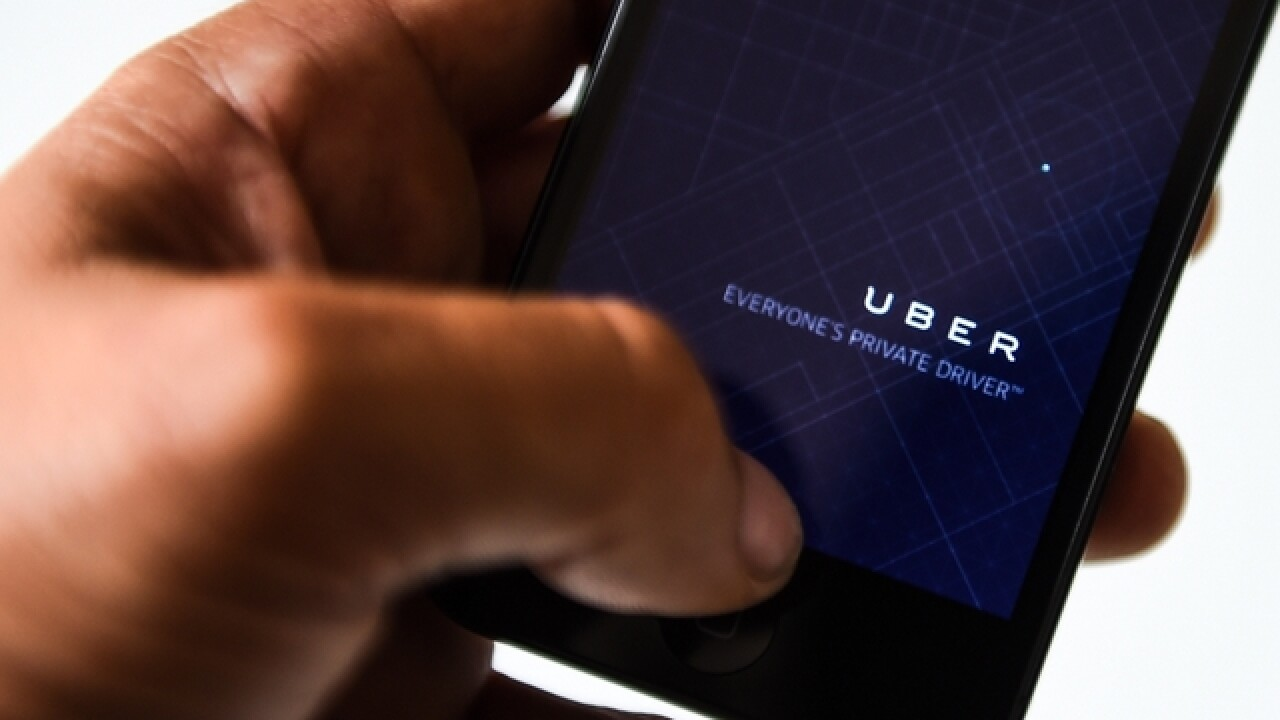Uber software to watch drivers' behavior