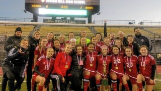Indian Hill wins state soccer title versus Mentor Lake Catholic